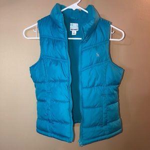 Girls Old Navy Puffer Vest